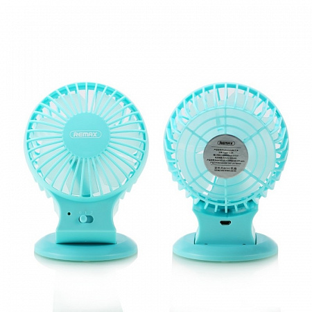 Вентилятор Remax F18 Dual-vane Design Fan